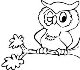 owl coloring pages coloring town