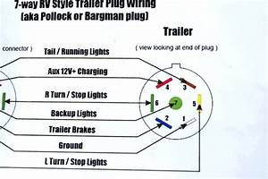 7 Way Trailer Plug Wiring Diagram 2500hd