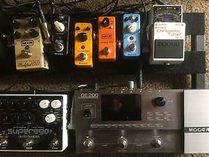 Pedalboard Bundle With 13 Top Quality Guitar Effect Pedals