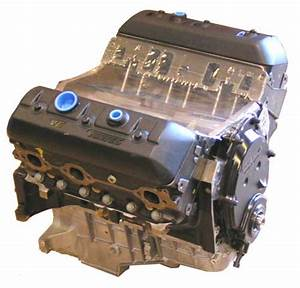 Eagle Marine New Vortec 4 3l V6 Long Block Engines