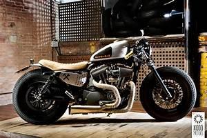 Julius  Harley Davidson Sportser 883 Vance  U0026 Hines Exhaust
