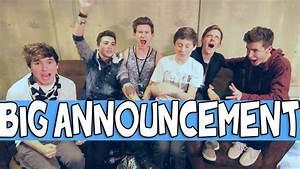 O2L's BIG ANNOUNCEMENT! - YouTube