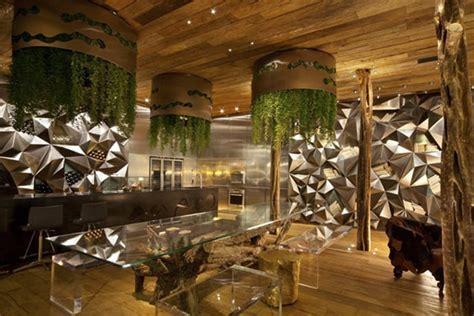luxury sustainable loft  recycled wood finishing