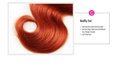 Body Wave Hair Weave 1b/350 Color Ombre Human Hair 3
