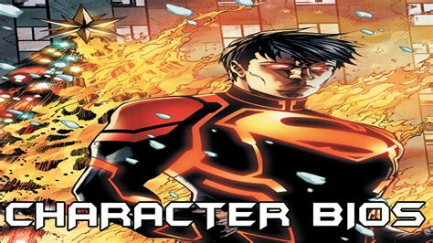 Character Bios Superboy New 52 Youtube