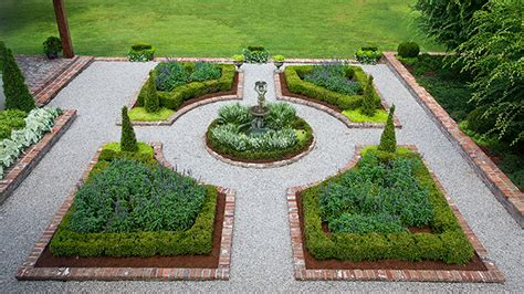 Formal Garden Design  Abrahamson Nurseries