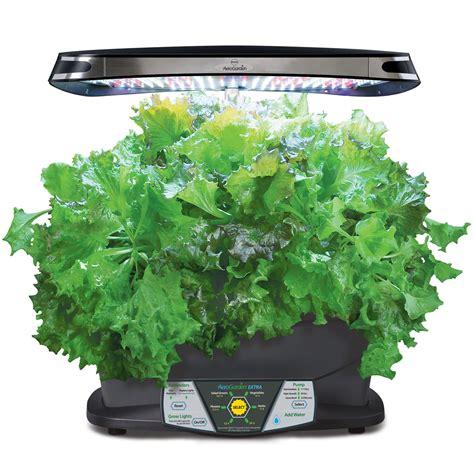 Miraclegro Aerogarden Extra Led Indoor Garden With