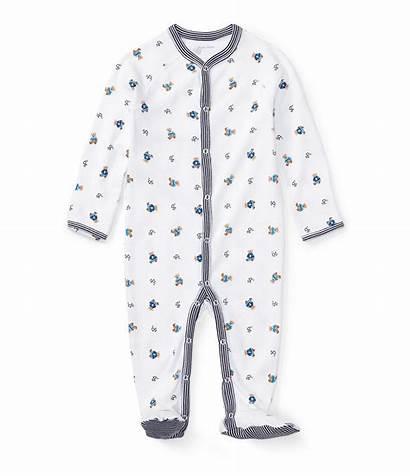 Ralph Lauren Newborn Dillards Boys Childrenswear Footed