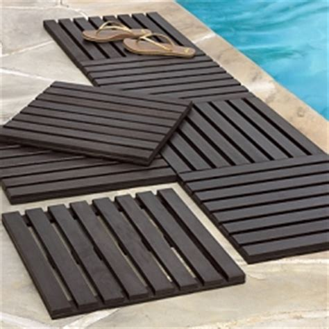 also the idea of these wood slat tiles instant