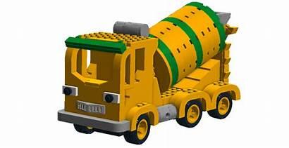 Lego Deviantart Builder Bob Tumbler Thomas Lag