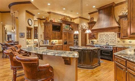 design for a small kitchen 2 1 million european inspired mansion in burleson tx 8612