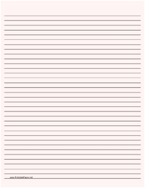 Three Column Line Ruled Templates by Printable Lined Paper Pale Medium Black Lines