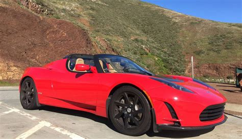 2011 Tesla Roadster Sport 30 Review The World's Best