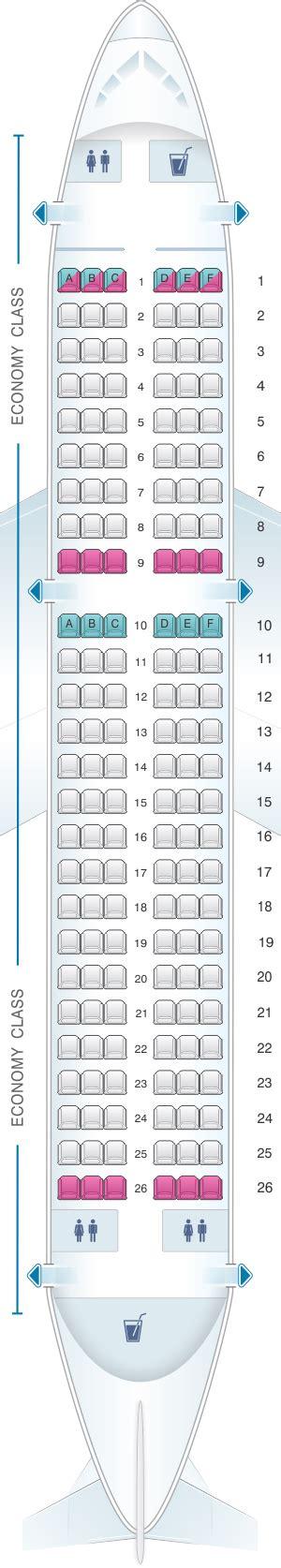 plan de cabine easyjet airbus a319 seatmaestro fr