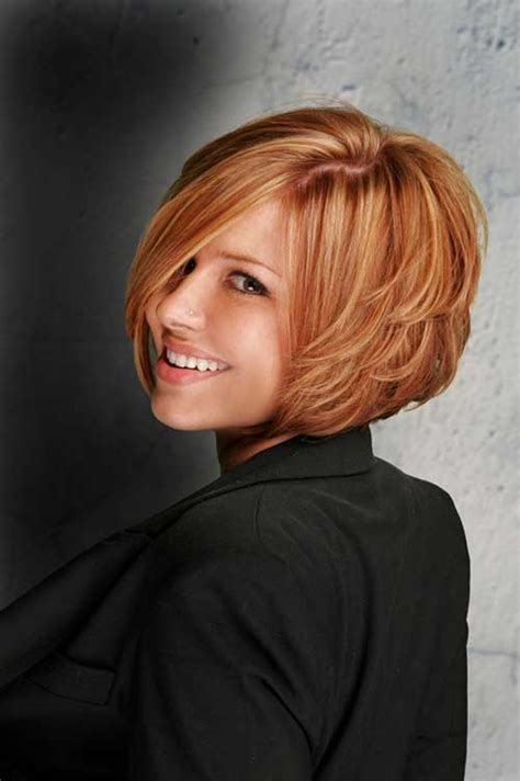layered bob pictures bob hairstyles  short