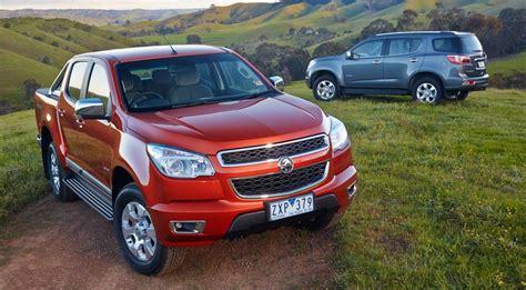 Chevrolet Australia by Chevrolet Colorado Debuts New Duramax 2 In Australia Image
