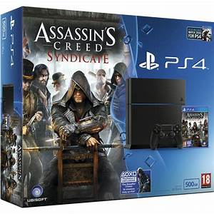 Sony PlayStation 4 500GB Console - Assassin's Creed ...