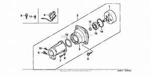 34 Honda Gx35 Parts Diagram