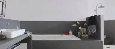 mur salle de bain verre peinture faience salle de bain