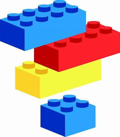 Clipart Toy Box Blocks Building Library Clip
