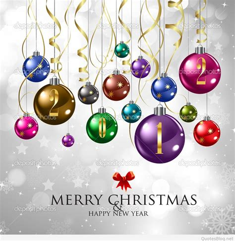 Merry Christmas & Happy New Year 2016 Wishes