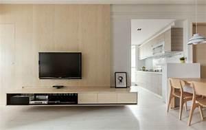 Tv Wandpaneel Holz : tv wandpaneel 35 ultra moderne vorschl ge wohnzimmer design pinterest tv ~ Markanthonyermac.com Haus und Dekorationen