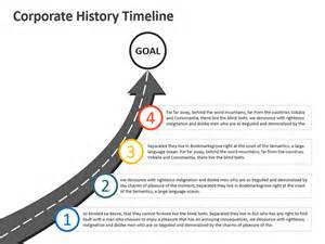 Editable Timeline Template PowerPoint