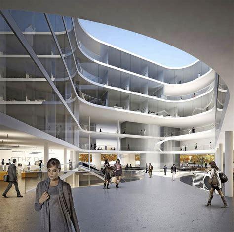 Münchner Architekten Bauen Für Ethdepartement Biosysteme