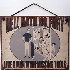 Sign Shop Garage Man Cave Builder Wood Construction Humor