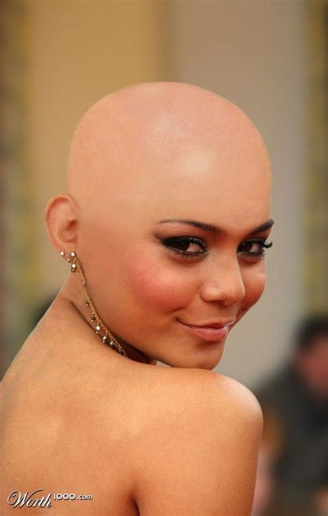 bald celebs great photomontage  pics izismilecom