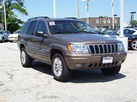 2002 woodland brown satin glow jeep grand limited 4x4 195266 photo 3 gtcarlot