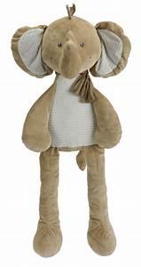 Peluche Elephant Geant : peluche nicotoy my favourite elephant 1m ~ Teatrodelosmanantiales.com Idées de Décoration