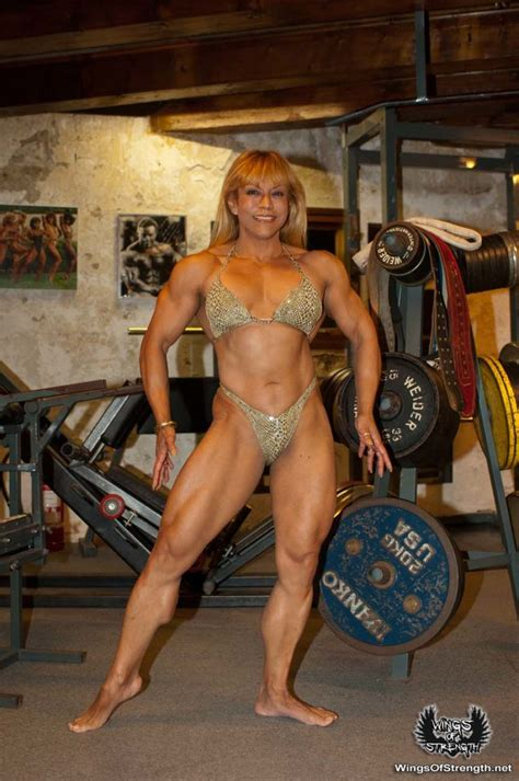 Wings of Strength Body Building Athlete Gallery Page