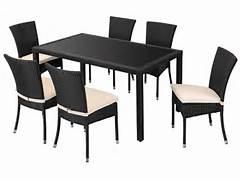 Table Et Chaise De Jardin En Resine Tressee. table chaise jardin ...