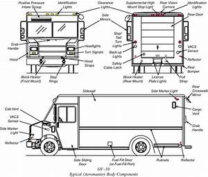 2001 Used Utilimaster 18 Ft Medium Duty Step Van For Sale In Florida