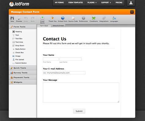 how to simplify form building with jotform sitepoint