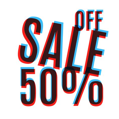 Sale poster with percent discount 347293 Vector Art at ...
