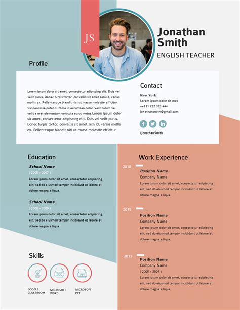 Free Resume Maker And Print by Free Resume Maker Resume Builder Visme