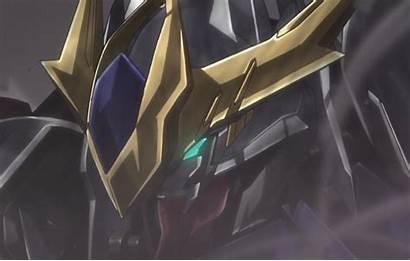 Barbatos Gundam Wallpapers Lupus Orphans Blooded Iron