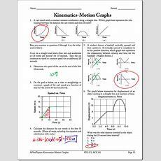 Motion Graphs Archives  Regents Physics