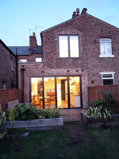 victorian terraced house extension google search