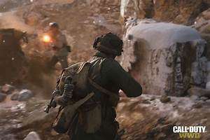 Why Call Of Duty  Wwii Struggled To Show The Horrors Of