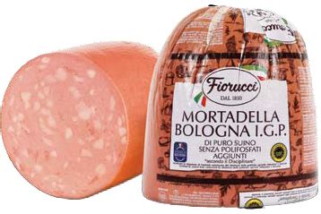mortadella suprema fiorucci mortadella bologna igp fiorucci kg 7 horeca pascarella srl