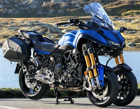 Yamaha Niken Image by Yamaha Niken 900 Gt 2019 Fiche Moto Motoplanete