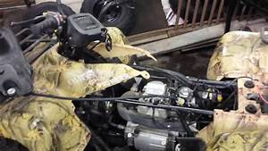 How To Fix A Odes 400 Atv
