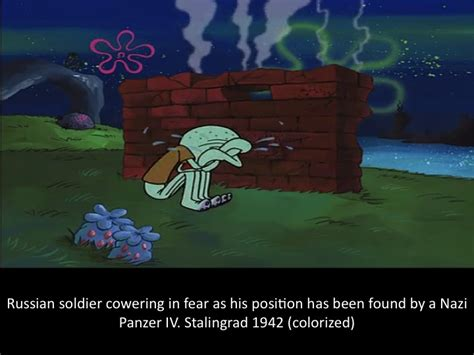 Ww2 Spongebob Memes - my first wwii spongebob meme by dragonwarrior500 on deviantart