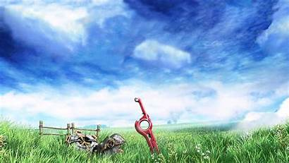 Xenoblade Chronicles Wallpapers Itl Cat