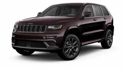 Cherokee Jeep Grand Altitude Trim Sangria Limited