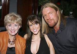 WWE BLOG: Triple H with his Wife