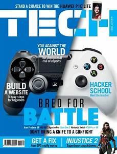Tech Magazine — August 2017 PDF download free